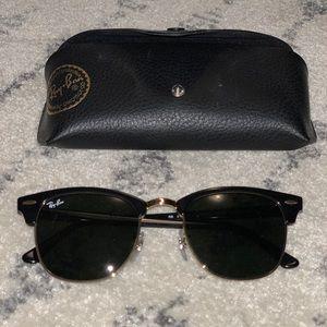 NWT Ray-Ban Clubmaster Sunglasses